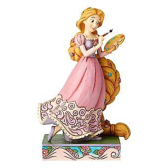Disney-Traditionen Rapunzel Prinzessin Passion ' Abenteuer Künstler ' Figurine