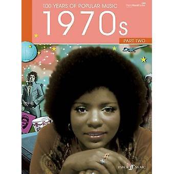 100 år av populär musik 1970-talet-volym 2-9780571533527 bok