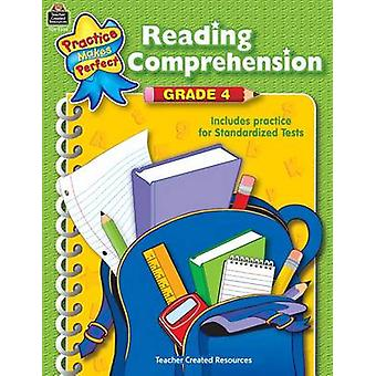Reading Comprehension Grade 4 by Teacher Created Resources - 97807439