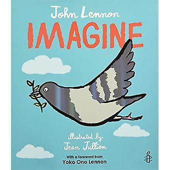 Imagine by John Lennon - 9781328808653 Book