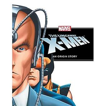 The Uncanny X-Men - An Origin Story by Rich Thomas - Storybook Art Gro
