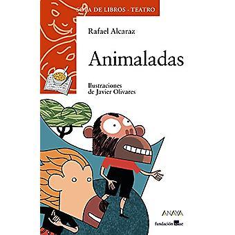 Animaladas by Rafael Alcaraz - 9788466747134 Book