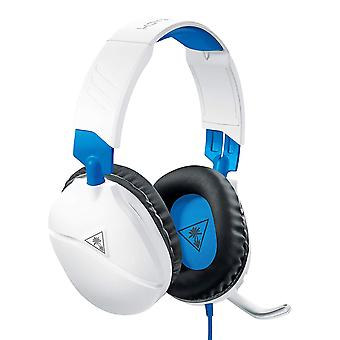 Turtle Beach Recon 70P Gaming Headset - White