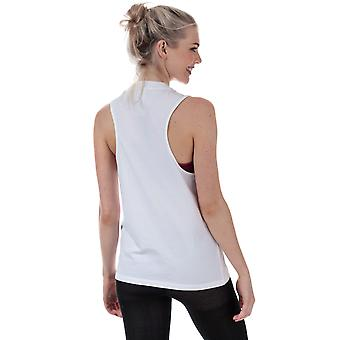 Damen Adidas Originals Trefoil Tank-Top In weiß