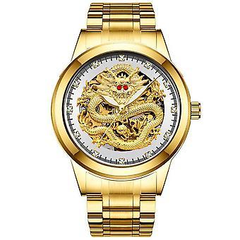 Menn mekaniske klokker-gull sølv