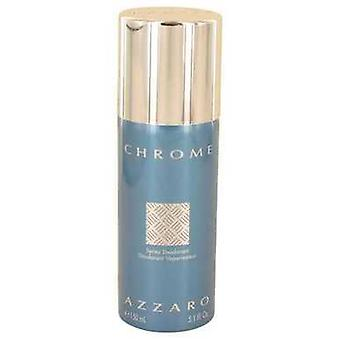 Chrome av Azzaro deodorant spray 5 oz (menn) V728-418646