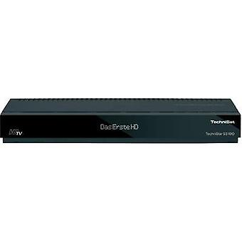 HD SAT receiver TechniSat TechniStar S3 ISIO Recording function, CI+ slot, Card reader No. of tuners: 1