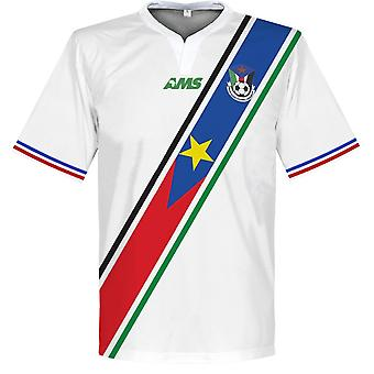 2016-2017 South Sudan Home Football Shirt