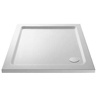 Premier Pearlstone 800mm x 800mm Low Profile Shower Tray
