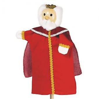 Goki Hand puppet King (Toys , Preschool , Theatre And Puppets)