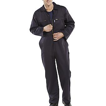 Beeswift Zip Front Coverall PCBSHW