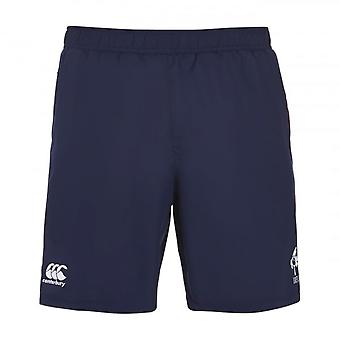 2016-2017 Irland Rugby Gym Shorts (Peacot)
