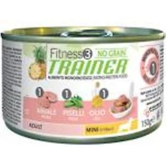 Trainer Adult Mini Pork And Peas 150Gr (Dogs , Dog Food , Wet Food)