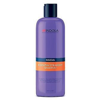 Indola Innova Keratin Straight Shampoo Shampoo For Smooth Hair