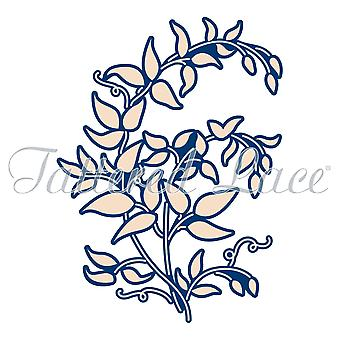 Tattered Lace Whitework Sprig Die