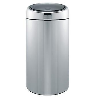 Brabantia Twin Bin 2 x 20 liter Brilliant Steel