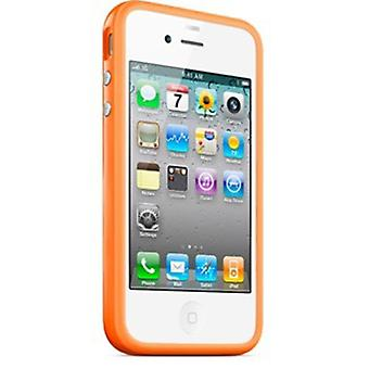 Original Apple iPhone 4/4 s Bumper Case (Orange)