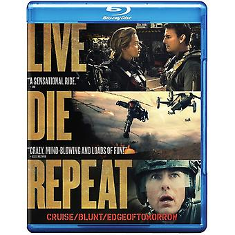 Rand von morgen [Blu-Ray] USA import