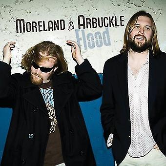 Moreland & Arbuckle - översvämning [CD] USA import