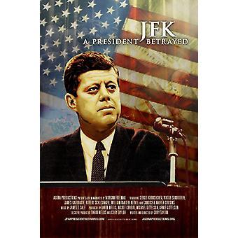 JFK: En formand Betrayed [DVD] USA importerer