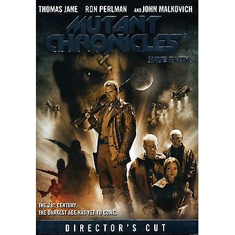 Mutant Chronicles [DVD] USA import