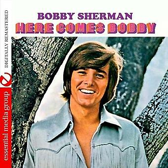 Bobby Sherman - Here Comes Bobby [CD] USA import