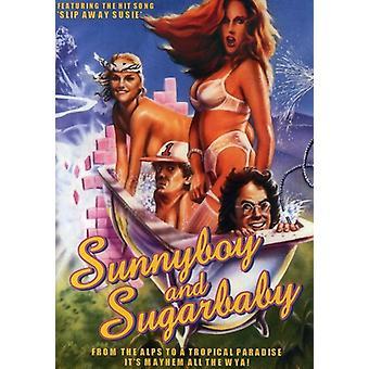 Kræs & Sugarbaby [DVD] USA importerer