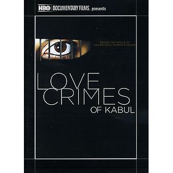 Elsker forbrytelser av Kabul [DVD] USA import