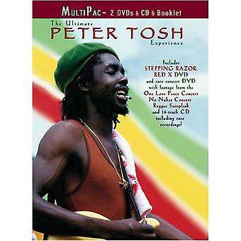Peter Tosh - Ultimate Peter Tosh Experience [DVD] USA import