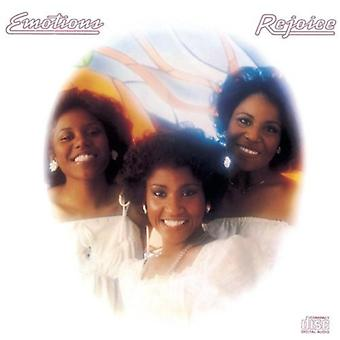 Emotions - Rejoice [CD] USA import