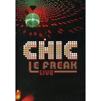Chic - Le Freak-Live [DVD] USA import