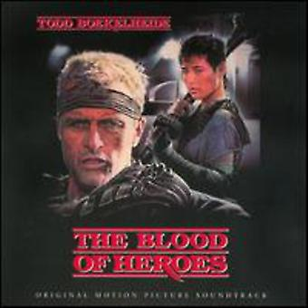 Various Artists - The Blood of Heroes [Original Motion Picture Soundtrack] [CD] USA import