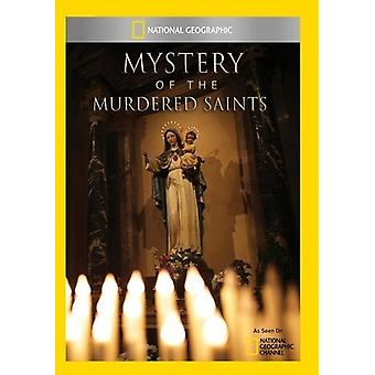 Mystery of the Murdered Saints [DVD] USA import