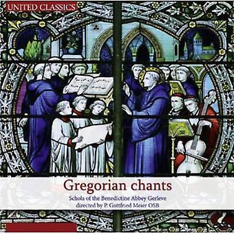 Traditional - Gregorian Chants [CD] USA import