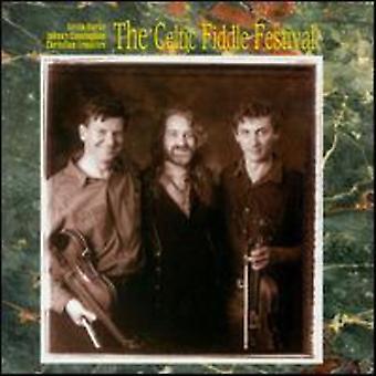 Cunningham Burke - Celtic Fiddle Festival [CD] USA import
