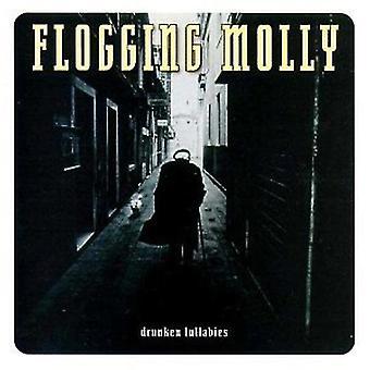Piskning Molly - berusede vuggeviser [CD] USA importerer
