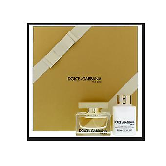 Dolce & Dolce Gabbana & Gabbana enerzijds 50ml Eau De Toilette Spray / 100ml Body Lotion