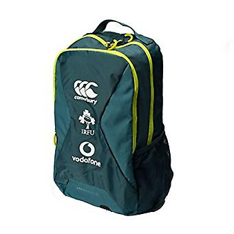 2017-2018 Ireland Rugby Small Backpack (Deep Teal)