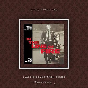 Ennio Morricone - i den linje af brand [Vinyl] USA import