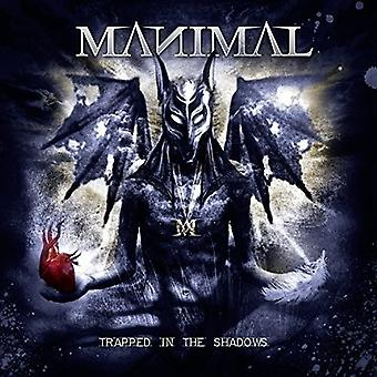 Manimal - gevangen in de schaduwen [CD] USA import