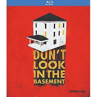 Dont Look i kælderen (Remastered) [Blu-ray] USA import
