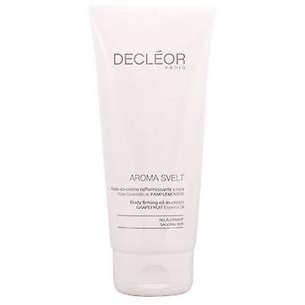Decléor Paris Firming Cream Aroma Oil In Svelt 200 ml