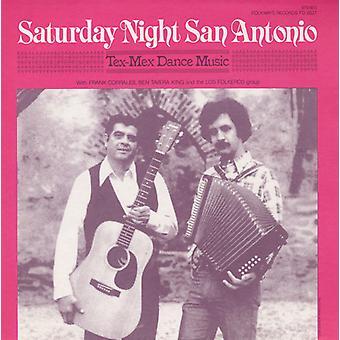 Corrales/re/Los Folkeros Group - sabato notte San Antonio: Importazione di Tex-Mex musica Dance [CD] USA