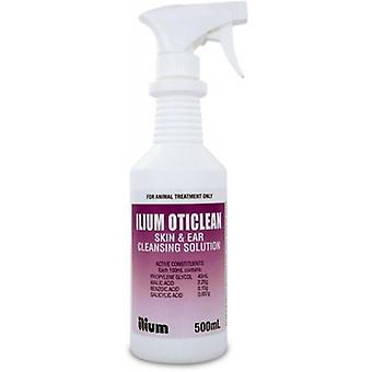 Oticlean 500mls - Ilium