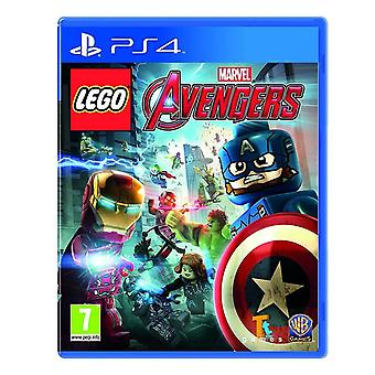 Gry PS4 LEGO Marvel Avengers