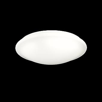 Searchlight 302-30WH 1 Light Flush Ceiling Light in Acrylic
