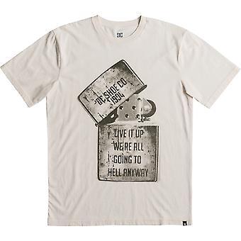 DC morto sopra t-shirt manica corta
