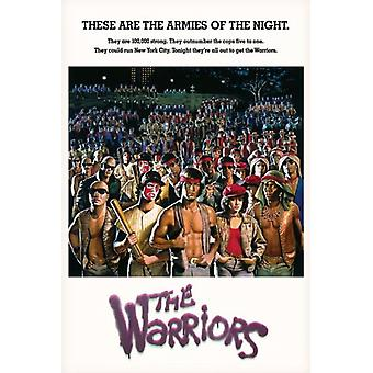 Warriors - Armies of the Night Poster Poster Print
