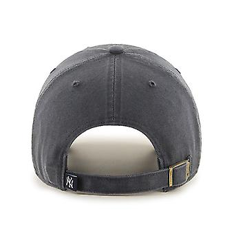 47 Brand MLB New York Yankees Clean Up Cap - Charcoal