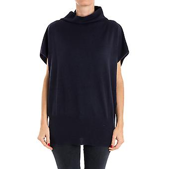 Hemisphere ladies 17213364594 blue cashmere sweater